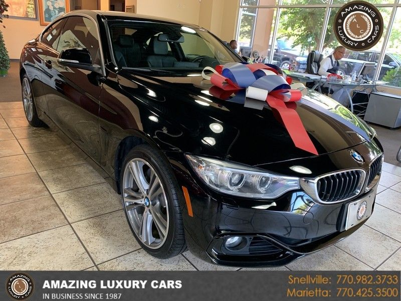 2016 BMW 4 Series 435i xDrive - 19145780 - 0
