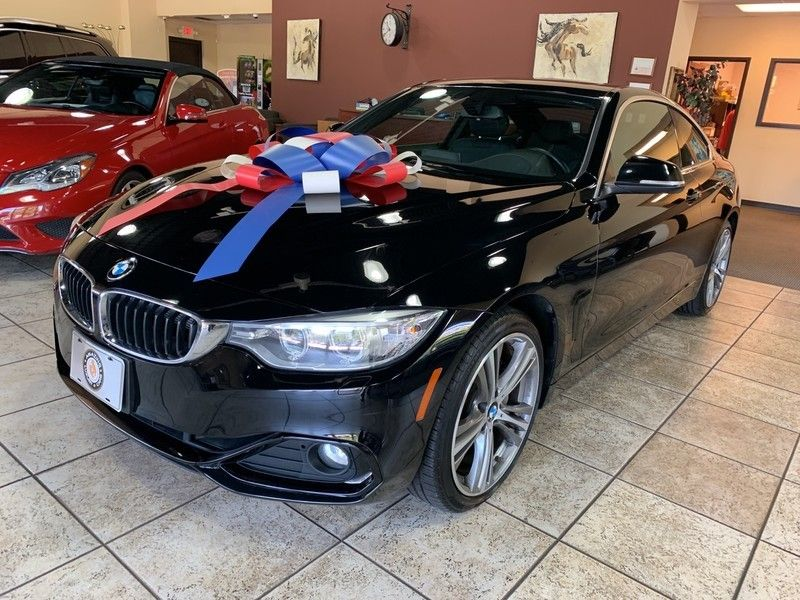 2016 BMW 4 Series 435i xDrive - 19145780 - 4