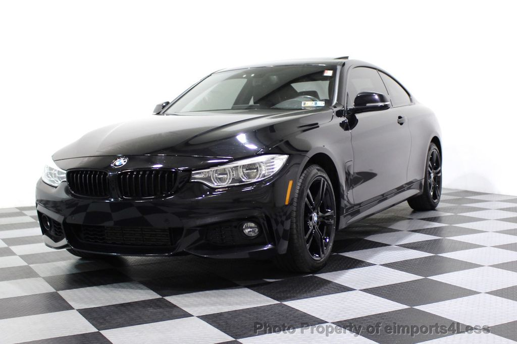 2016 BMW 4 Series 435i xDRIVE M Sport Package AWD CAMERA LEDs NAVI - 17525653 - 14