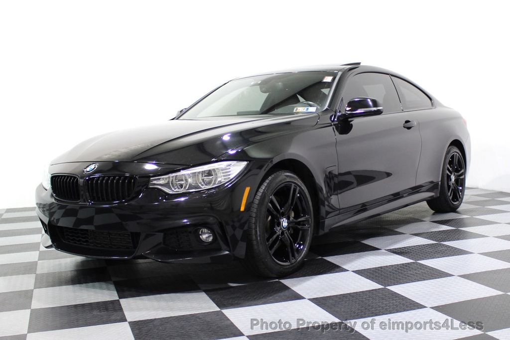2016 BMW 4 Series 435i xDRIVE M Sport Package AWD CAMERA LEDs NAVI - 17525653 - 50