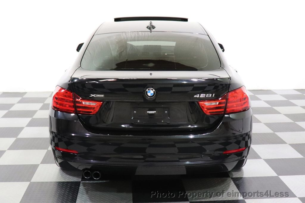2016 used bmw 4 series certified 428i xdrive gran coupe. Black Bedroom Furniture Sets. Home Design Ideas