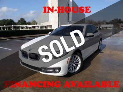 2016 BMW 5 Series 2016 BMW 528I XDRIVE NAVIGATION BACK UP CAMERA HEADS UP DISPLAY Sedan