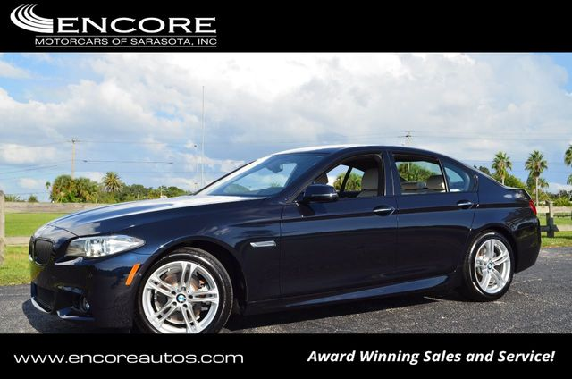 2016 Bmw 550i >> 2016 Used Bmw 5 Series 528i Sedan W Premium M Sport And Driving Assistance Packages At Encore Motorcars Of Sarasota Fl Iid 19495497