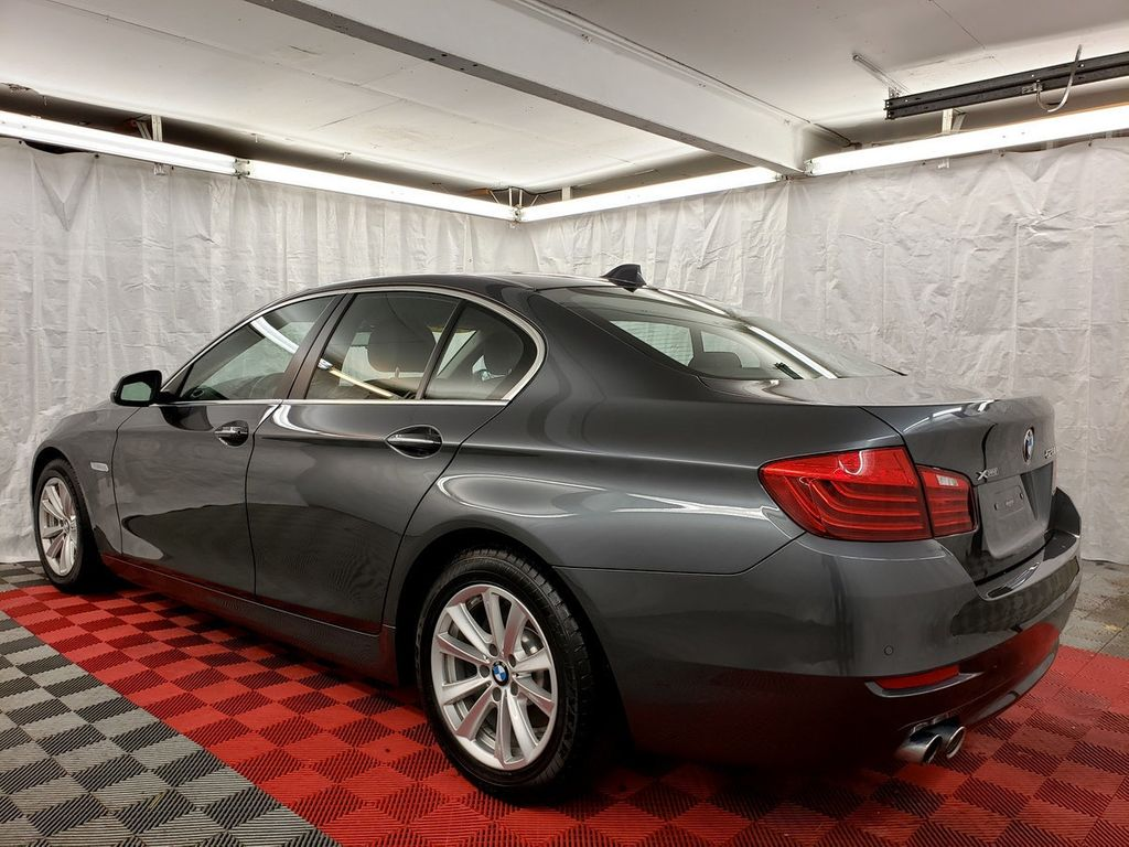 2016 BMW 5 Series 528i xDrive - 18347080 - 3