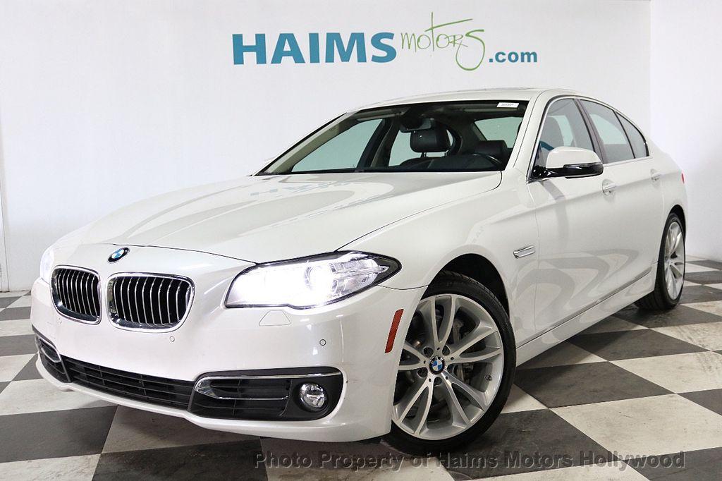 2016 BMW 5 Series 535i - 18267984 - 0