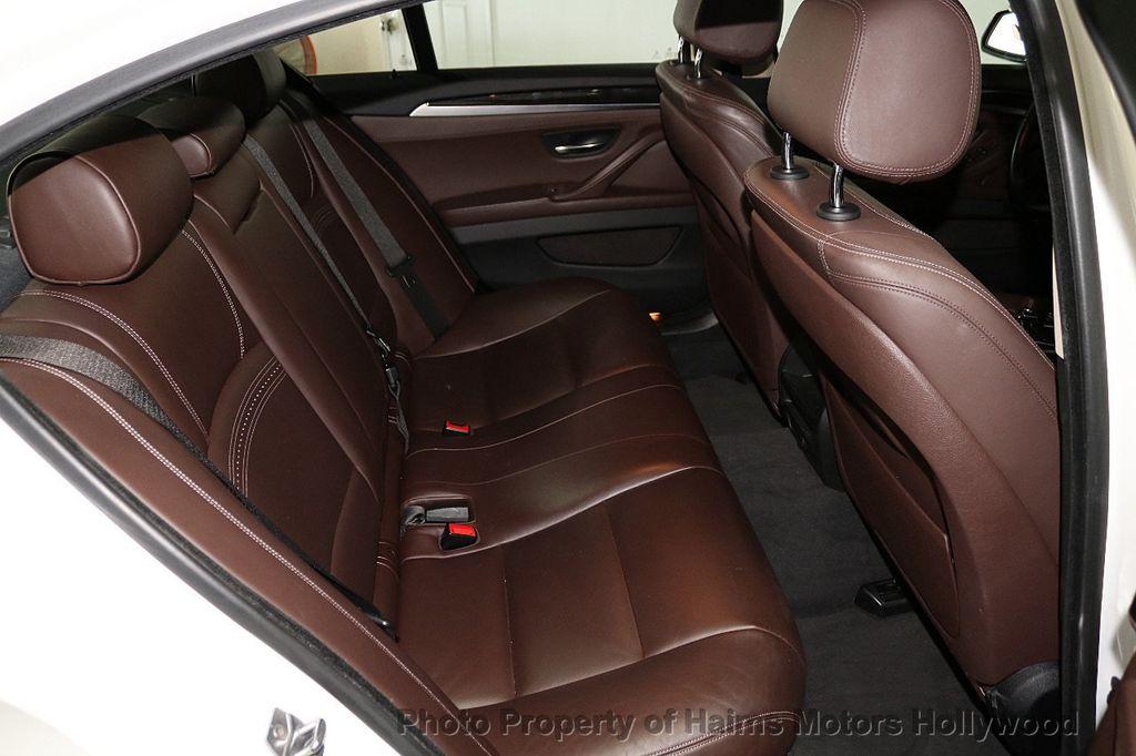 2016 BMW 5 Series 535i - 18267984 - 14