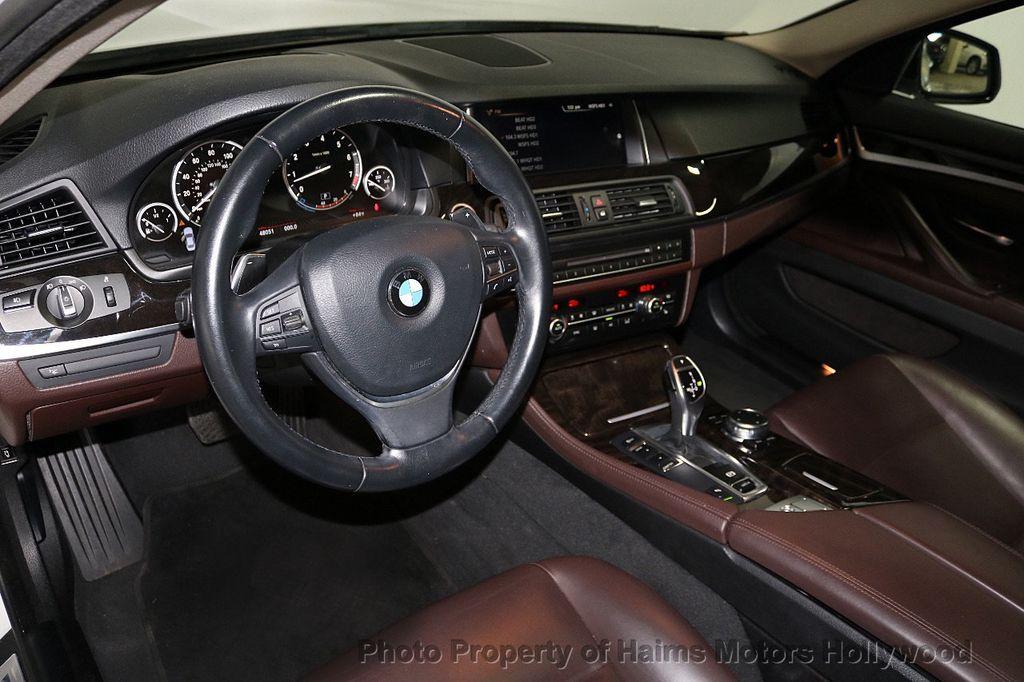 2016 BMW 5 Series 535i - 18267984 - 17
