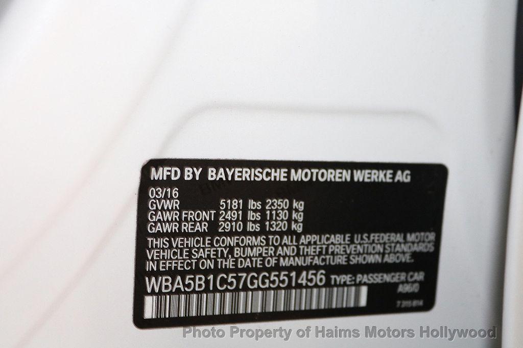2016 BMW 5 Series 535i - 18267984 - 36
