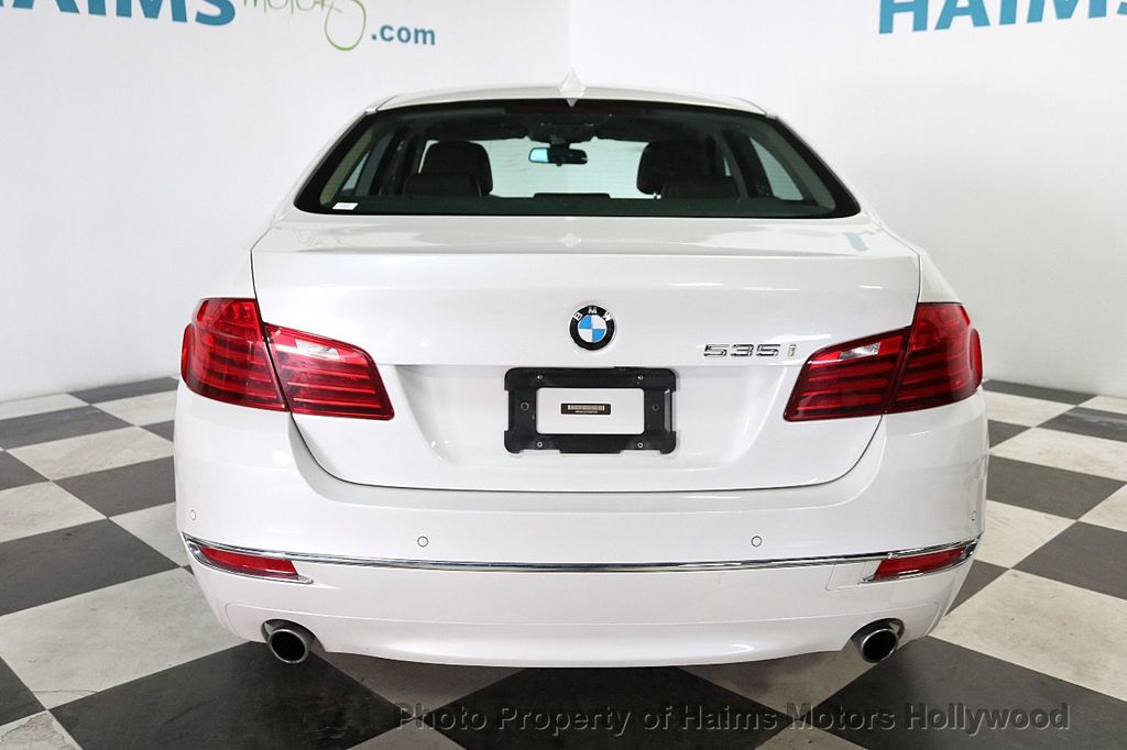 2016 BMW 5 Series 535i - 18267984 - 4