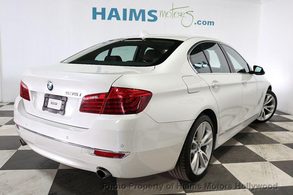 2016 BMW 5 Series 535i - 18267984 - 5