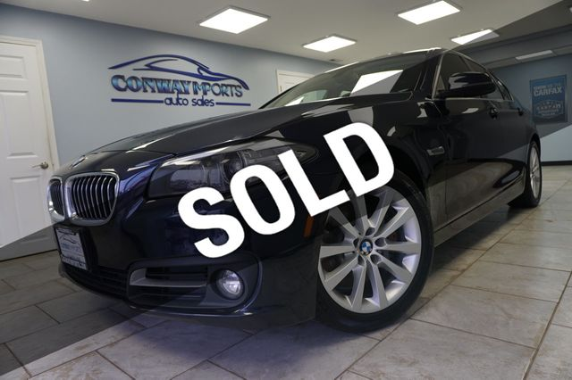 BMW 535I Xdrive >> 2016 Used Bmw 5 Series 535i Xdrive At Conway Imports Serving Streamwood Il Iid 19365534