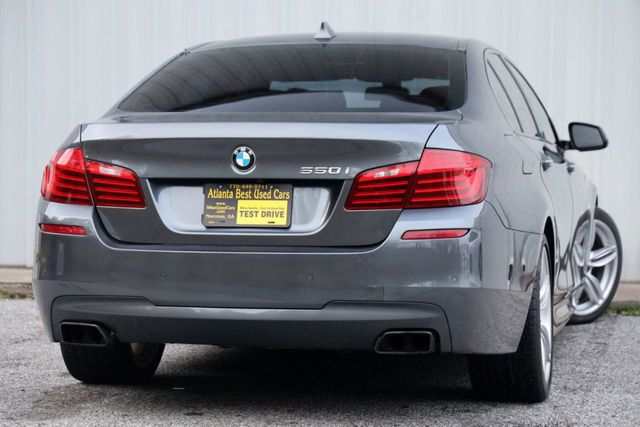 2016 Bmw 550i >> 2016 Used Bmw 5 Series 550i With Executive M Sport Pkgs At Atlanta Best Used Cars Serving Peachtree Corners Ga Iid 19070542