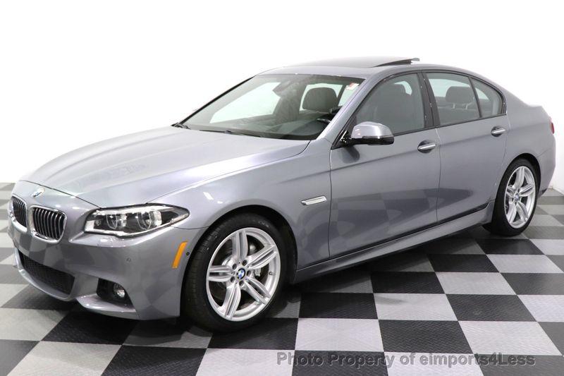 2016 BMW 5 Series CERTIFIED 535i xDrive AWD M SPORT BLIND SPOT NAVI CAMERA - 18423158 - 11