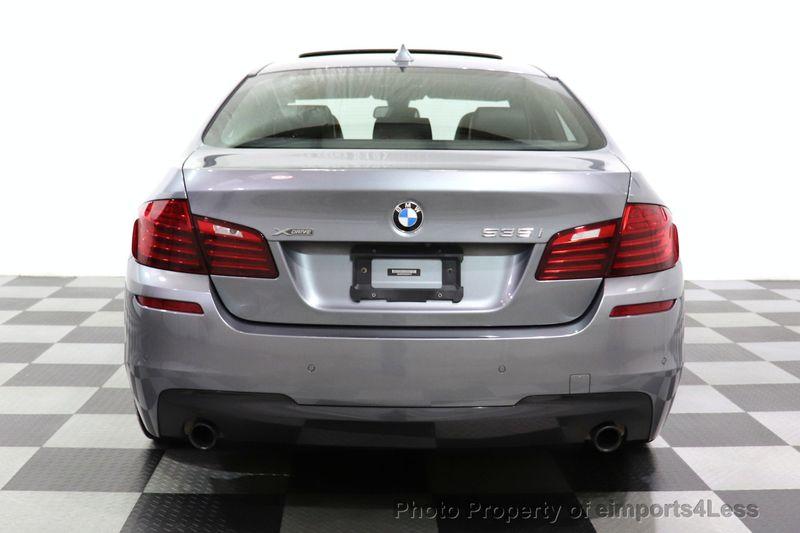 2016 BMW 5 Series CERTIFIED 535i xDrive AWD M SPORT BLIND SPOT NAVI CAMERA - 18423158 - 14