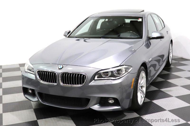 2016 BMW 5 Series CERTIFIED 535i xDrive AWD M SPORT BLIND SPOT NAVI CAMERA - 18423158 - 22