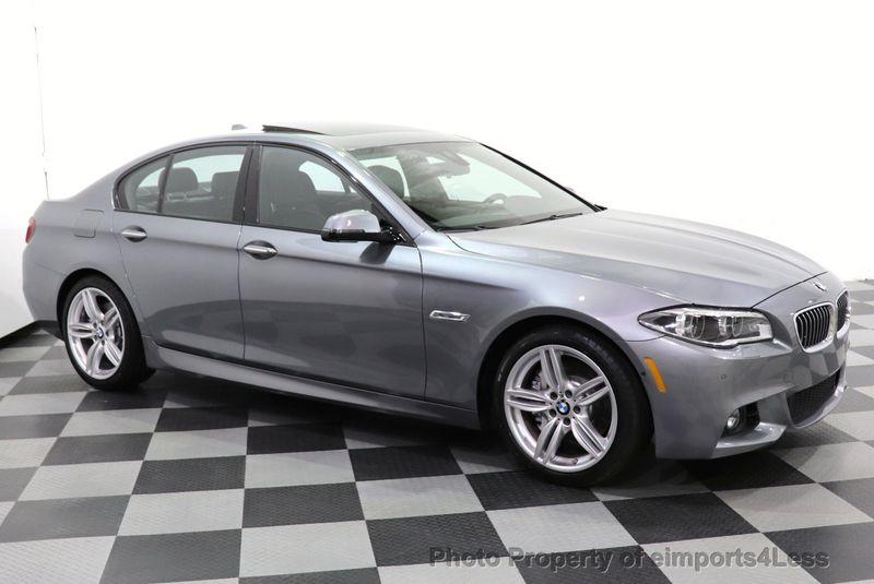 2016 BMW 5 Series CERTIFIED 535i xDrive AWD M SPORT BLIND SPOT NAVI CAMERA - 18423158 - 23