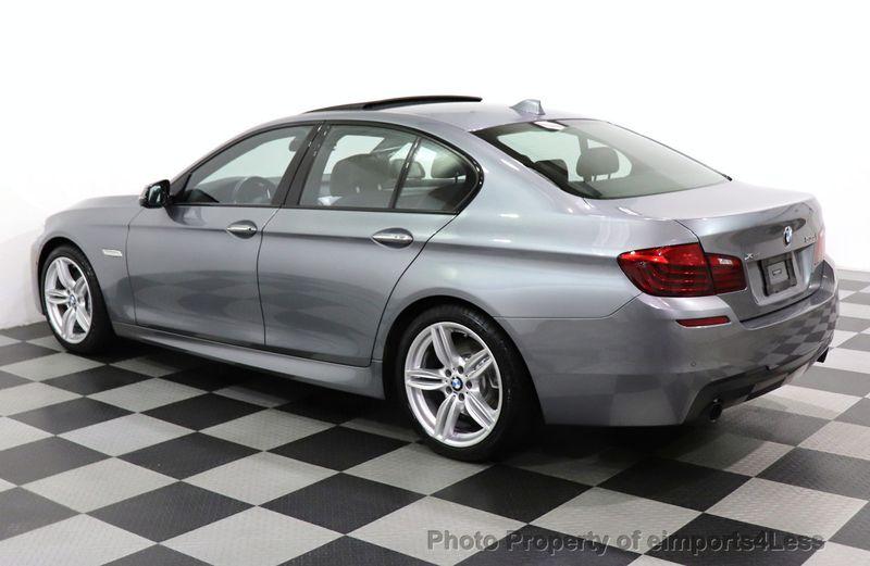 2016 BMW 5 Series CERTIFIED 535i xDrive AWD M SPORT BLIND SPOT NAVI CAMERA - 18423158 - 24