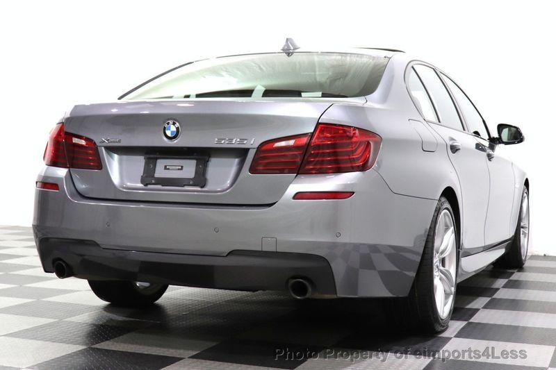 2016 BMW 5 Series CERTIFIED 535i xDrive AWD M SPORT BLIND SPOT NAVI CAMERA - 18423158 - 26