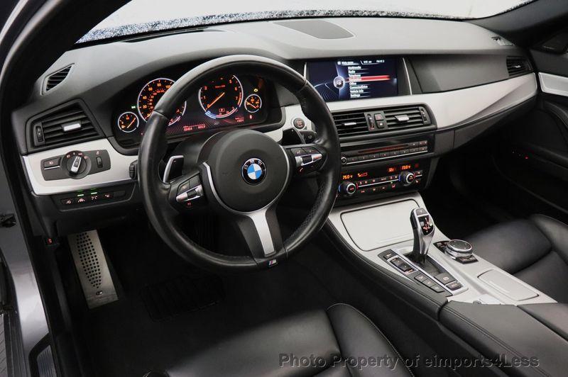 2016 BMW 5 Series CERTIFIED 535i xDrive AWD M SPORT BLIND SPOT NAVI CAMERA - 18423158 - 27