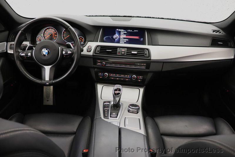 2016 BMW 5 Series CERTIFIED 535i xDrive AWD M SPORT BLIND SPOT NAVI CAMERA - 18423158 - 28
