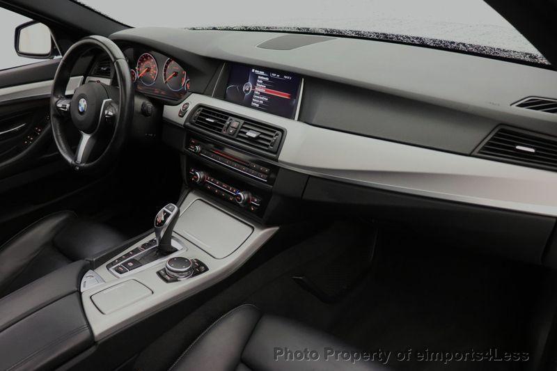 2016 BMW 5 Series CERTIFIED 535i xDrive AWD M SPORT BLIND SPOT NAVI CAMERA - 18423158 - 29