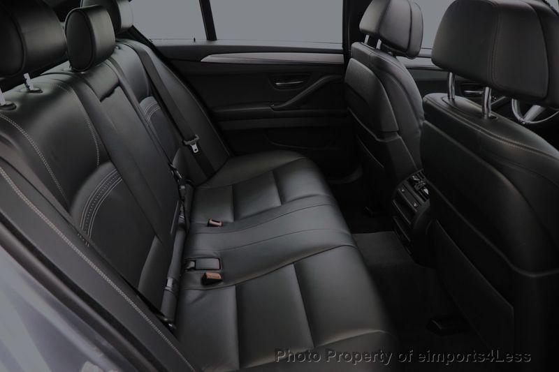 2016 BMW 5 Series CERTIFIED 535i xDrive AWD M SPORT BLIND SPOT NAVI CAMERA - 18423158 - 31