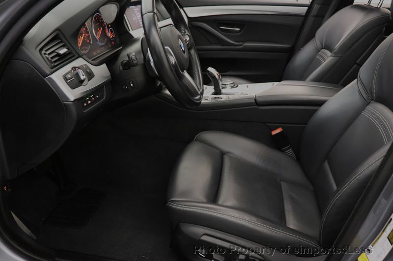 2016 BMW 5 Series CERTIFIED 535i xDrive AWD M SPORT BLIND SPOT NAVI CAMERA - 18423158 - 32