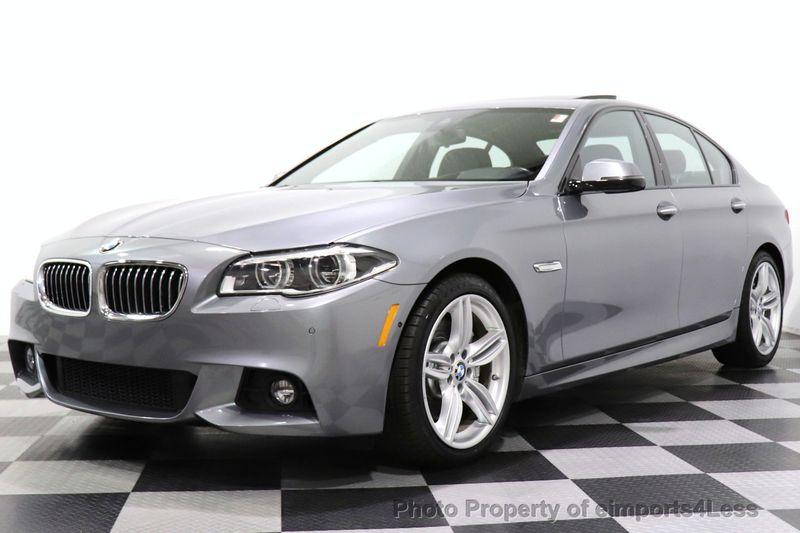 2016 BMW 5 Series CERTIFIED 535i xDrive AWD M SPORT BLIND SPOT NAVI CAMERA - 18423158 - 35