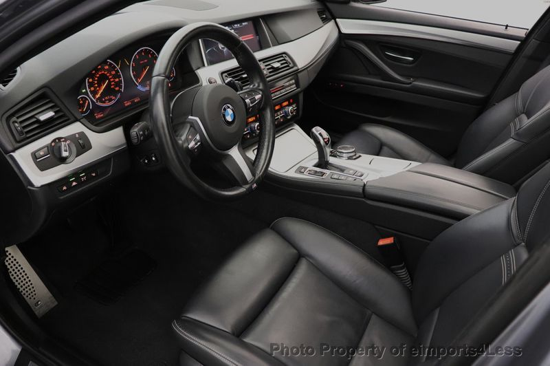 2016 BMW 5 Series CERTIFIED 535i xDrive AWD M SPORT BLIND SPOT NAVI CAMERA - 18423158 - 39