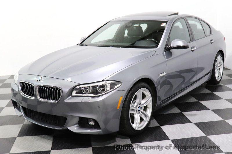 2016 BMW 5 Series CERTIFIED 535i xDrive AWD M SPORT BLIND SPOT NAVI CAMERA - 18423158 - 42