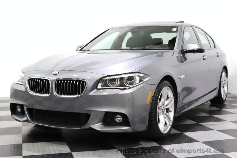 2016 BMW 5 Series CERTIFIED 535i xDrive AWD M SPORT BLIND SPOT NAVI CAMERA - 18423158 - 43