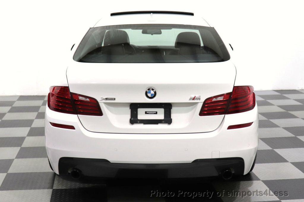 2016 BMW 5 Series CERTIFIED 535i xDrive M Sport AWD HUD HK CAMERA NAV - 18518154 - 13