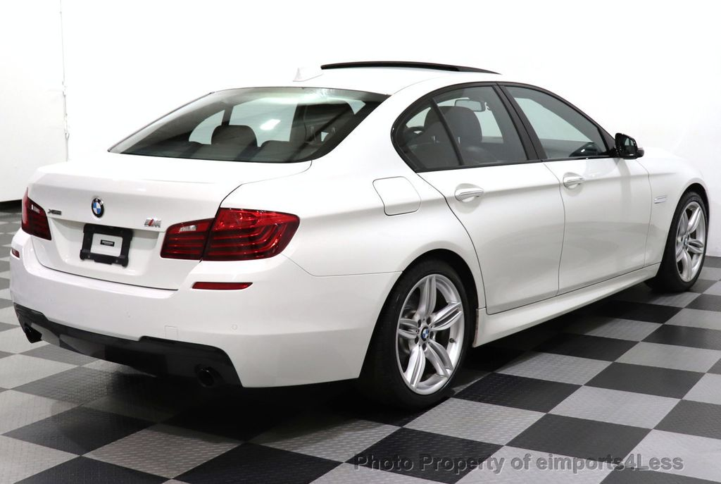 2016 BMW 5 Series CERTIFIED 535i xDrive M Sport AWD HUD HK CAMERA NAV - 18518154 - 14