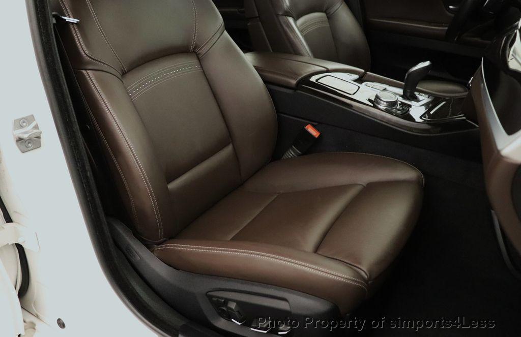 2016 BMW 5 Series CERTIFIED 535i xDrive M Sport AWD HUD HK CAMERA NAV - 18518154 - 17