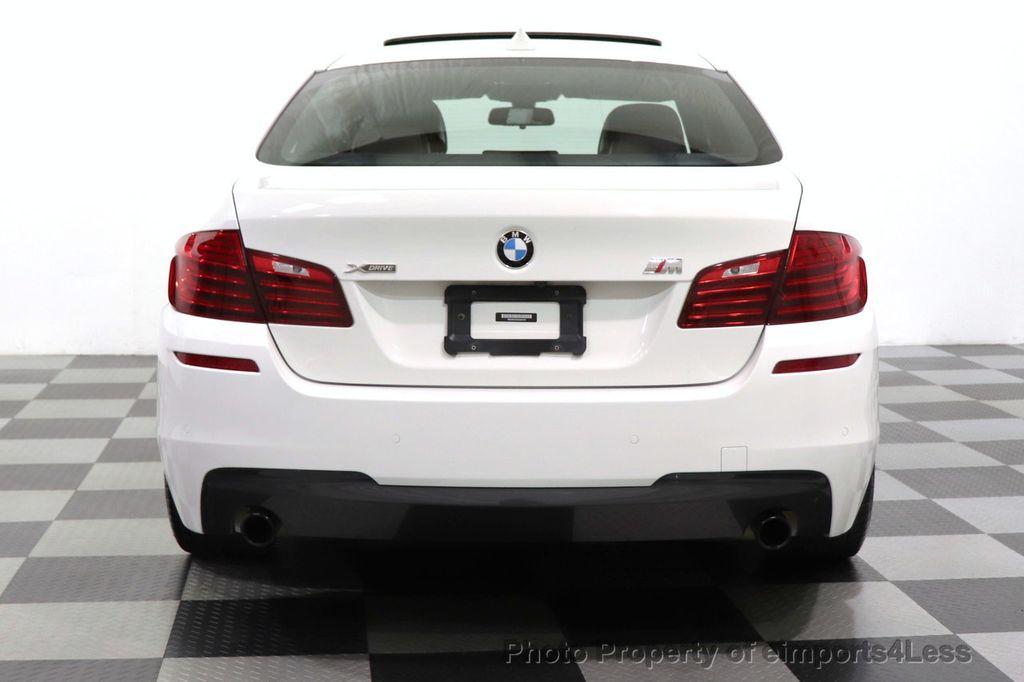 2016 BMW 5 Series CERTIFIED 535i xDrive M Sport AWD HUD HK CAMERA NAV - 18518154 - 21