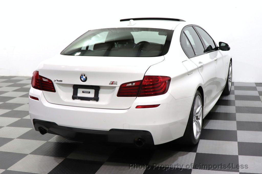 2016 BMW 5 Series CERTIFIED 535i xDrive M Sport AWD HUD HK CAMERA NAV - 18518154 - 22