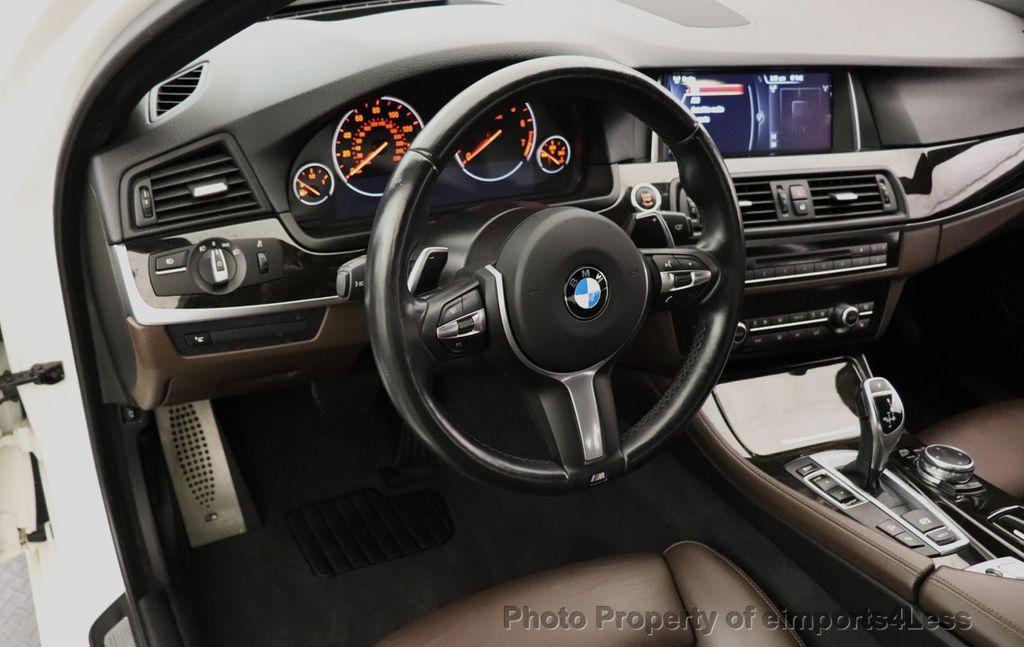 2016 BMW 5 Series CERTIFIED 535i xDrive M Sport AWD HUD HK CAMERA NAV - 18518154 - 23