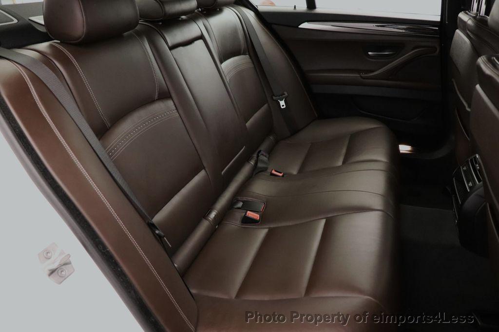 2016 BMW 5 Series CERTIFIED 535i xDrive M Sport AWD HUD HK CAMERA NAV - 18518154 - 27