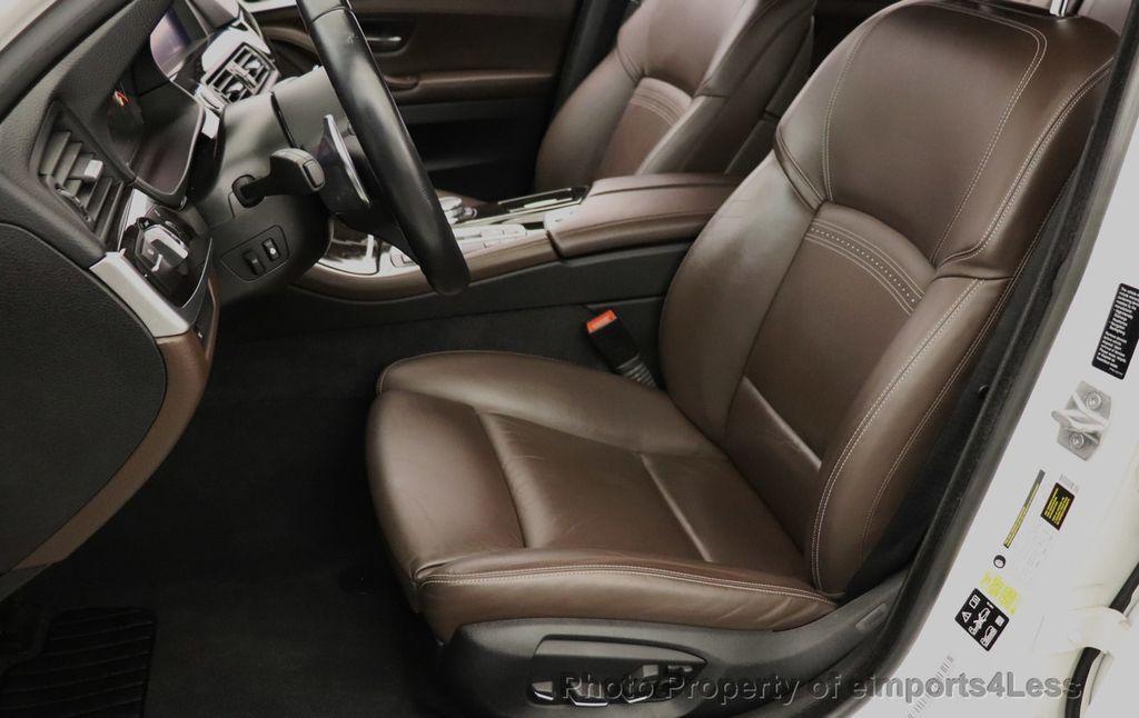 2016 BMW 5 Series CERTIFIED 535i xDrive M Sport AWD HUD HK CAMERA NAV - 18518154 - 28