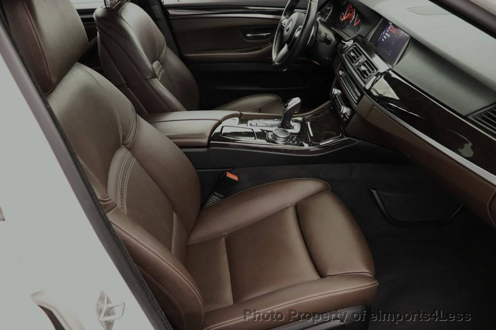 2016 BMW 5 Series CERTIFIED 535i xDrive M Sport AWD HUD HK CAMERA NAV - 18518154 - 29