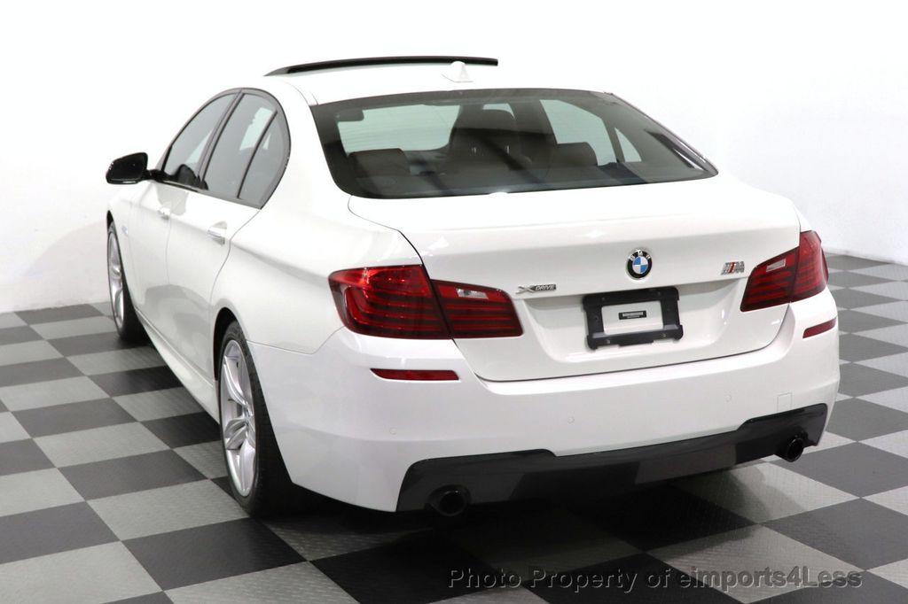 2016 BMW 5 Series CERTIFIED 535i xDrive M Sport AWD HUD HK CAMERA NAV - 18518154 - 34