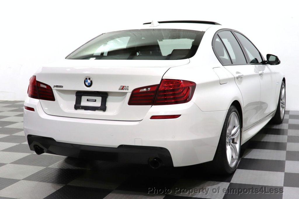 2016 BMW 5 Series CERTIFIED 535i xDrive M Sport AWD HUD HK CAMERA NAV - 18518154 - 35