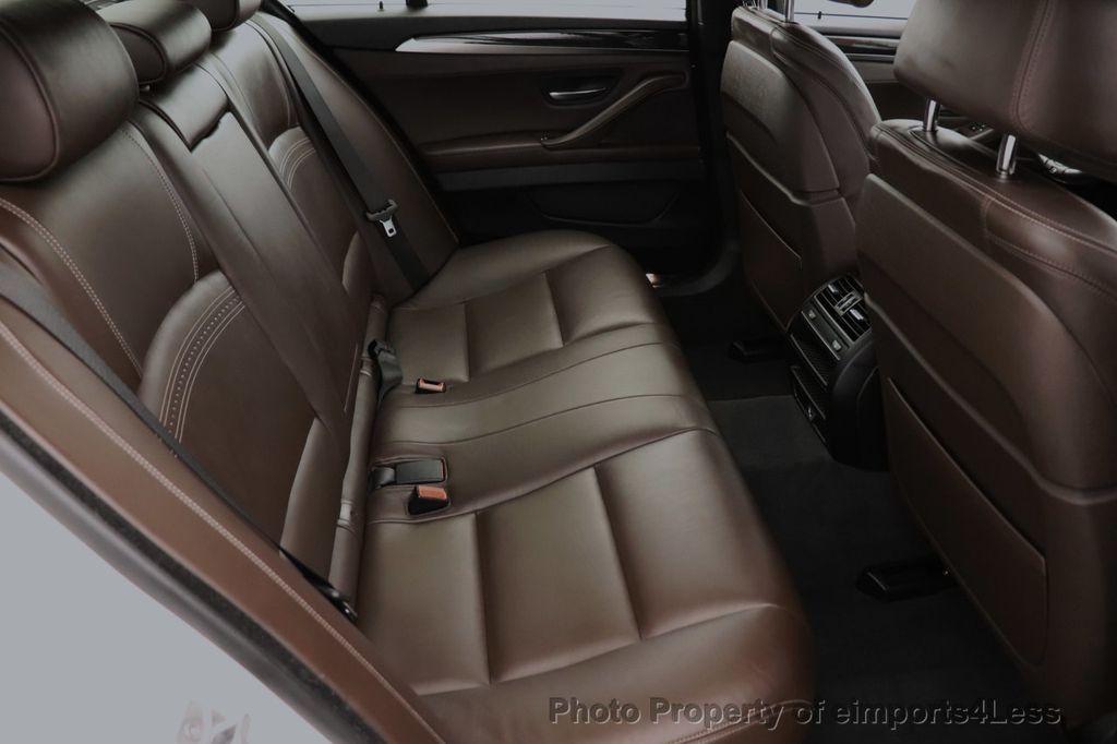 2016 BMW 5 Series CERTIFIED 535i xDrive M Sport AWD HUD HK CAMERA NAV - 18518154 - 39