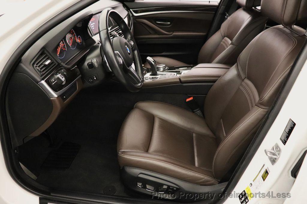 2016 BMW 5 Series CERTIFIED 535i xDrive M Sport AWD HUD HK CAMERA NAV - 18518154 - 40