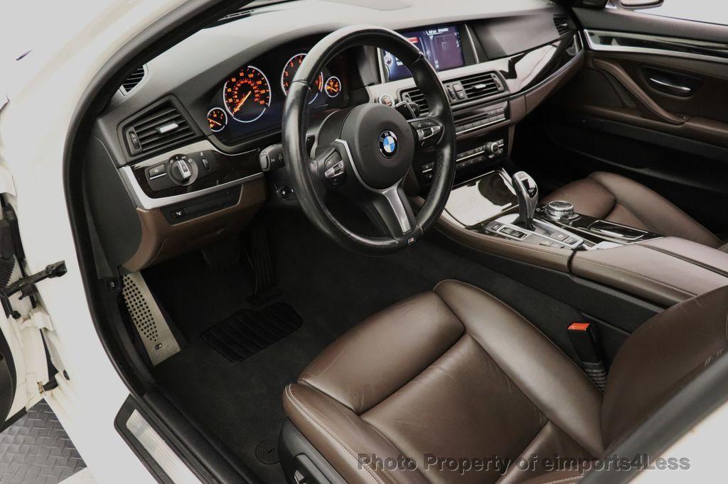 2016 BMW 5 Series CERTIFIED 535i xDrive M Sport AWD HUD HK CAMERA NAV - 18518154 - 5