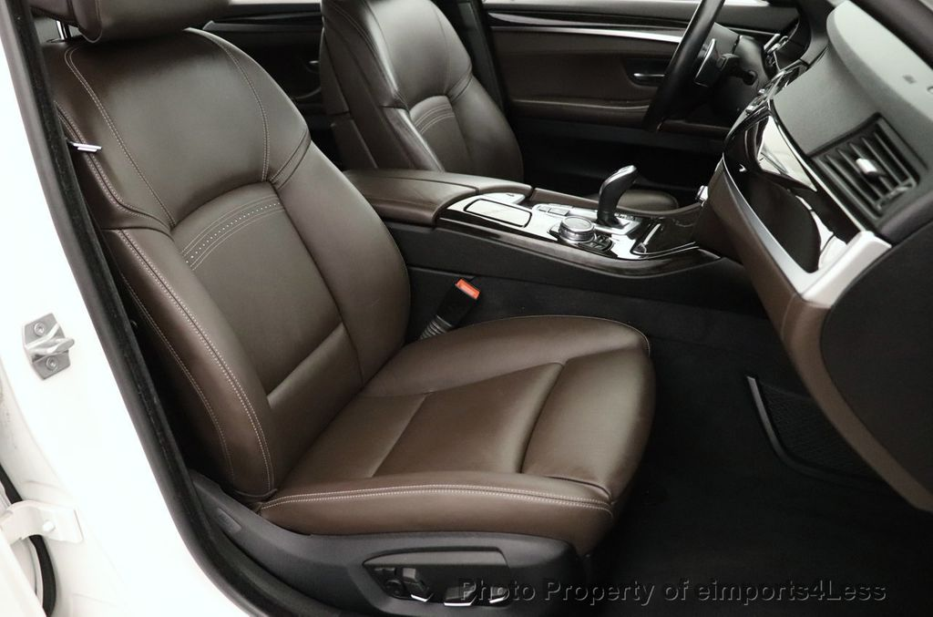 2016 BMW 5 Series CERTIFIED 535i xDrive M Sport AWD HUD HK CAMERA NAV - 18518154 - 6