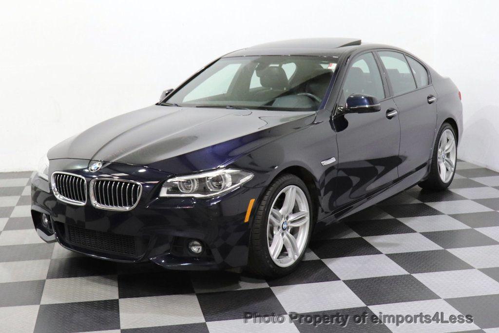 2016 BMW 5 Series CERTIFIED 535i xDrive M Sport AWD HUD LED CAM NAV - 18518155 - 16