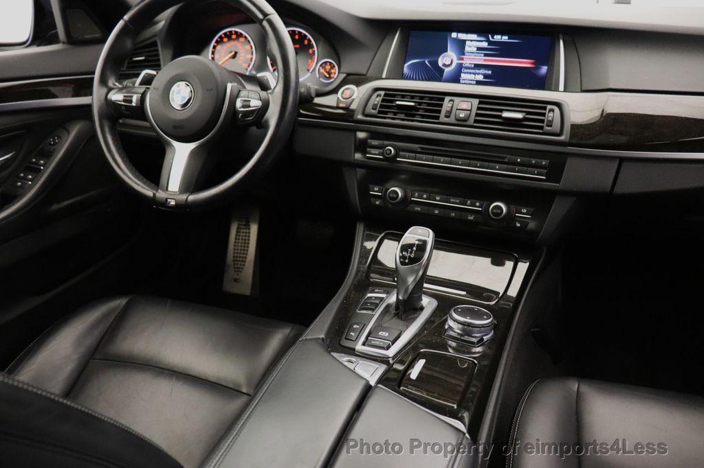 2016 BMW 5 Series CERTIFIED 535i xDrive M Sport AWD HUD LED CAM NAV - 18518155 - 32