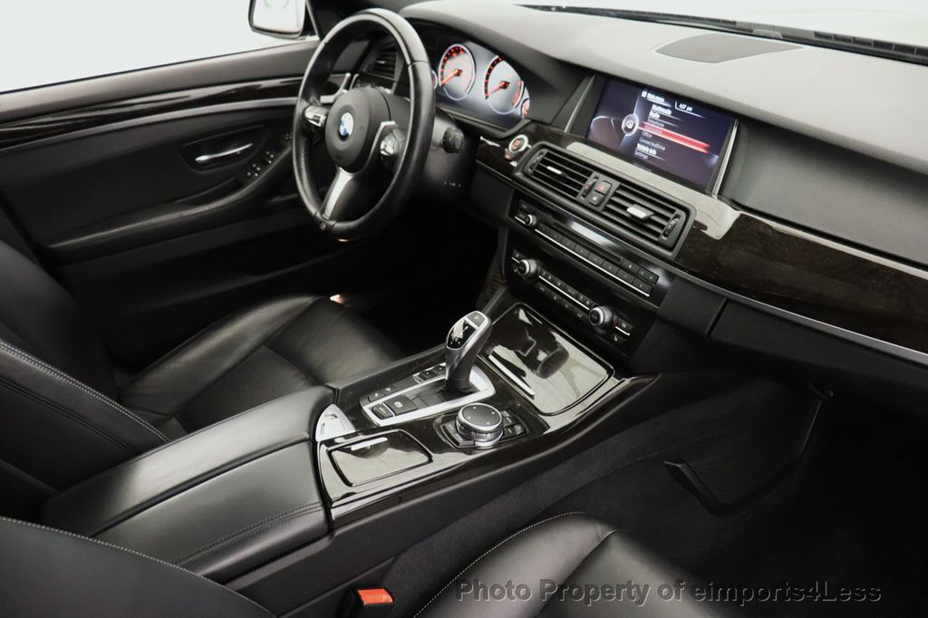 2016 BMW 5 Series CERTIFIED 535i xDrive M Sport AWD HUD LED CAM NAV - 18518155 - 33