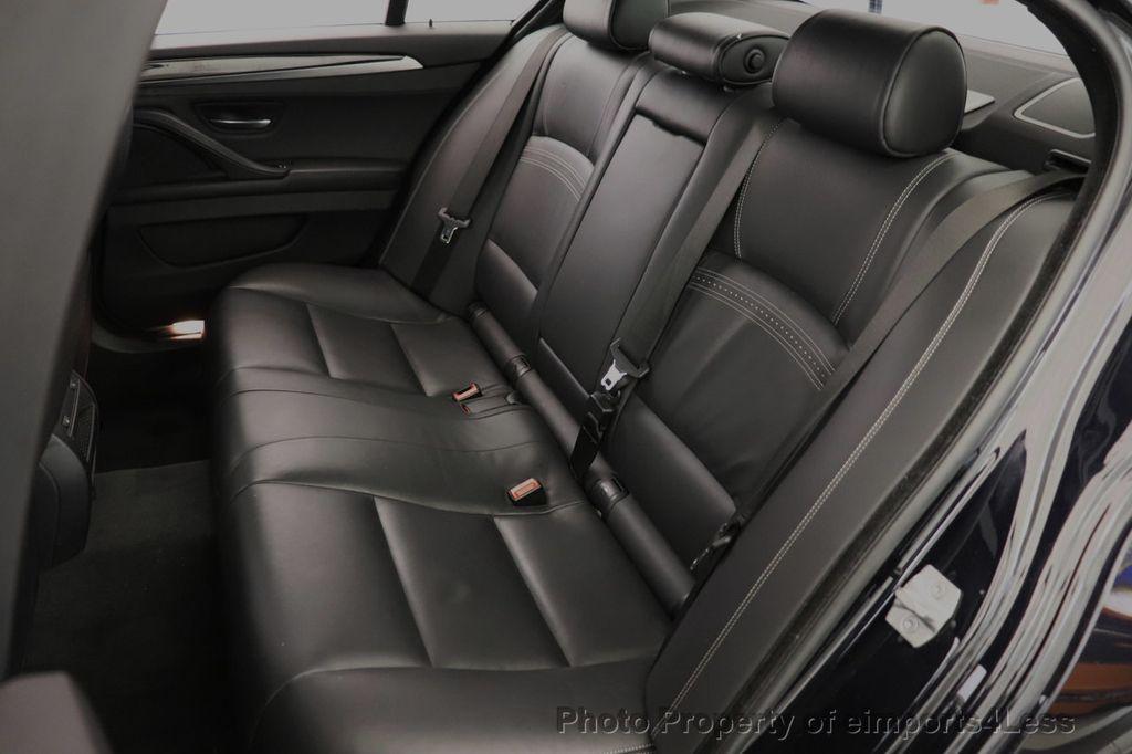 2016 BMW 5 Series CERTIFIED 535i xDrive M Sport AWD HUD LED CAM NAV - 18518155 - 34